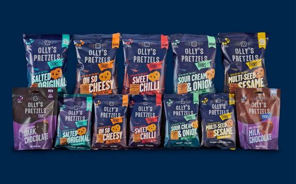 Olly's unveils new wider range of snacks