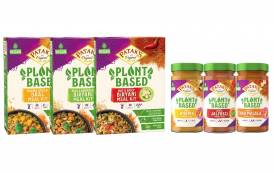 Patak's release new range of plant-based cooking sauces and meal kits
