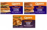 Quorn Foods launches new meatless chicken alternatives