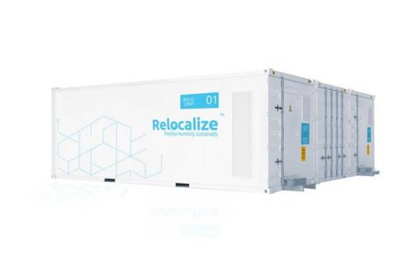 Relocalize raises $1.1m in pre-seed round to fund micro-factory