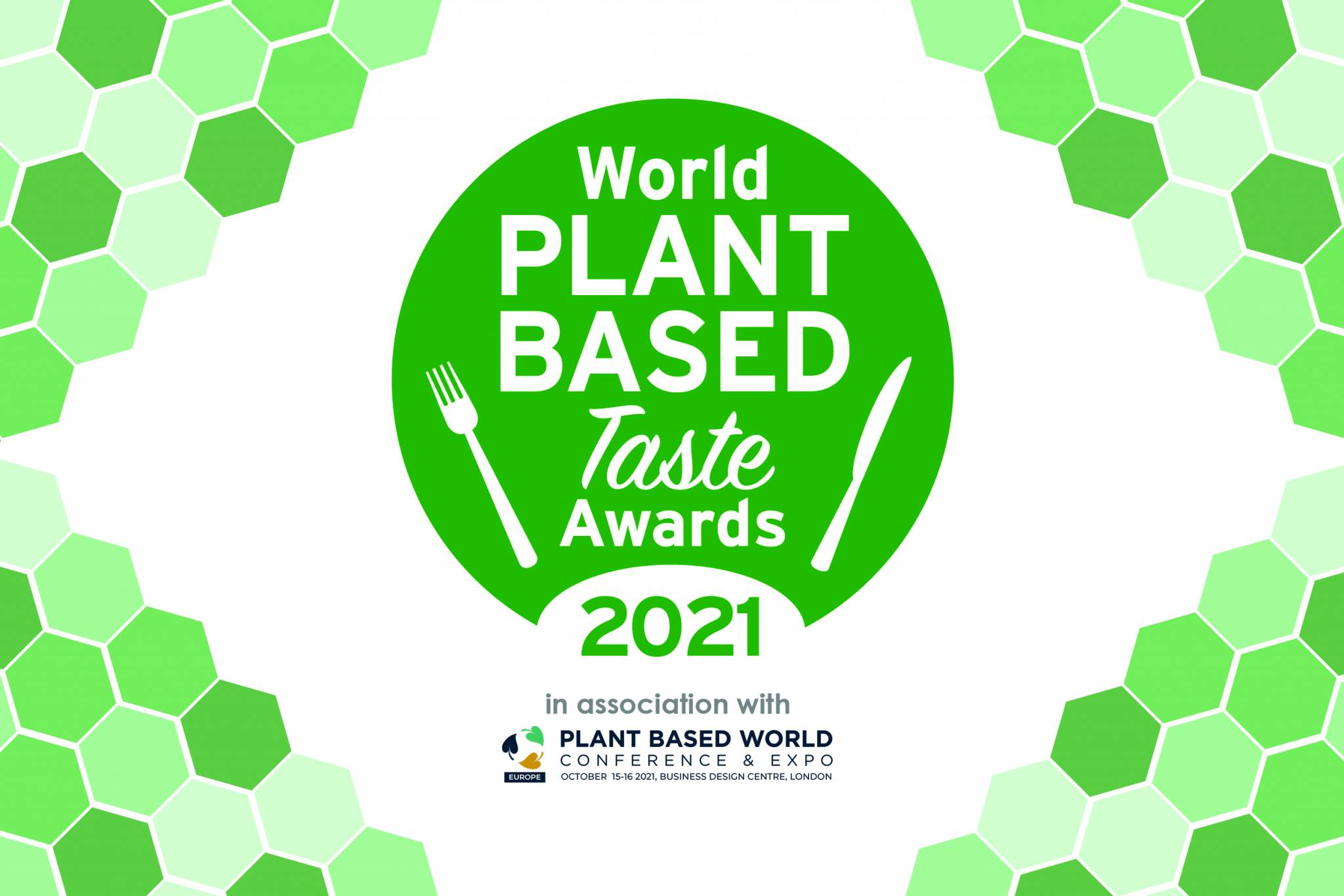 The 2021 World Plant-Based Taste Awards finalists announced