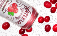 Waterloo Sparkling Water introduces cranberry-flavoured carbonated water