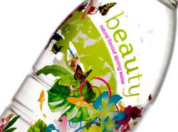 Blemish-reducing beauty water