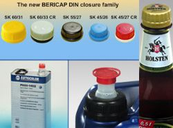 Bericap at Interpack 2008