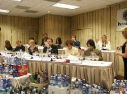 Water tasting competition