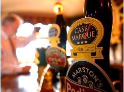 Cask Marque recognition for Huddersfield real ale