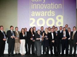 2008 dairy innovation awards – the winners
