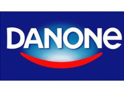 Danone's business thrives on baby food