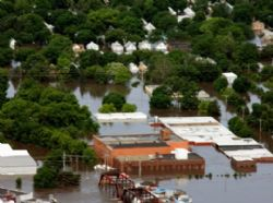 Embria not affected by floods