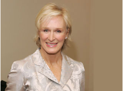 Glenn Close helps launch milk campaign