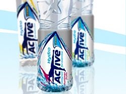 Lucozade Sport Hydro Active is relaunched
