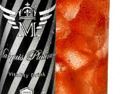Marquis Platinum delivers new vitality drink