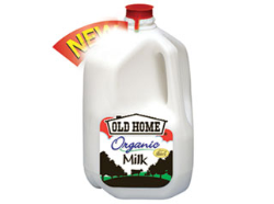 Old Home Foods launches organic milk