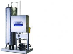 Ozone dosing system for bottled water