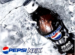Pepsi Nex Be@rbrick promotion