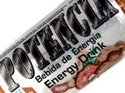 Potencia Energy Drink from DLR